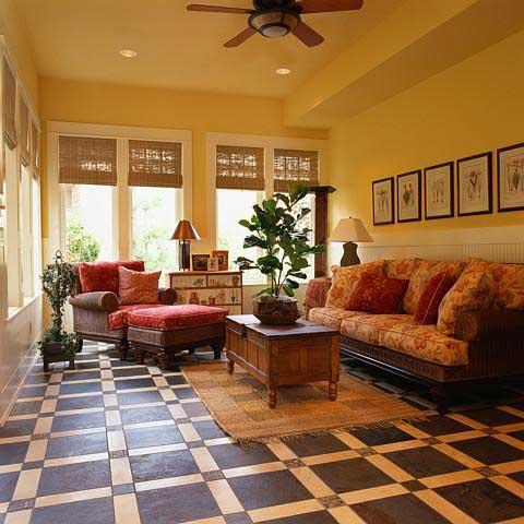 Decorating secrets garden rooms for Garden room interior ideas